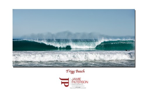 Trigg Beach, Trigg Beach waves, surf photography, wave photography