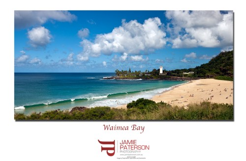 waimea bay, waimea, hawaii photos, hawaiian landscapes