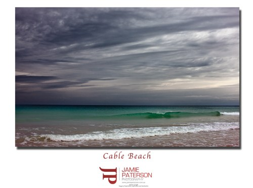 broome, cable beach broome, landscape photography, australian landscape photography, seascape photography
