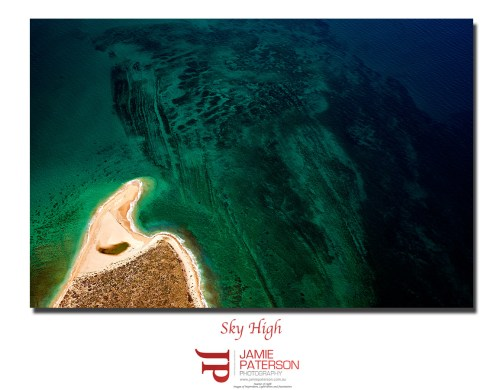 exmouth, aerial photography, australian landscape photography