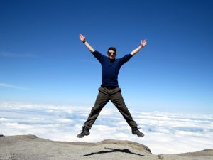 Radical freedom on Kilimanjaro