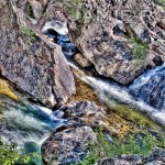 Grizzly Creek Waterfall - 2
