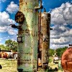 TWE - Green Tank by Jamie Rood