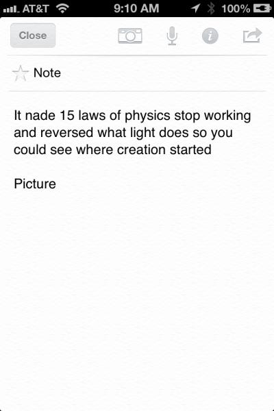 Dream Note