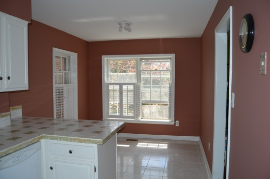 Kitchen, East View