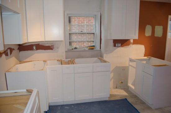 Kitchen Remodel North 3 Day 11