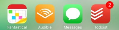 My frequent apps