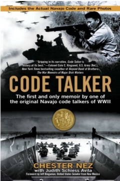 Cover for Code Talker