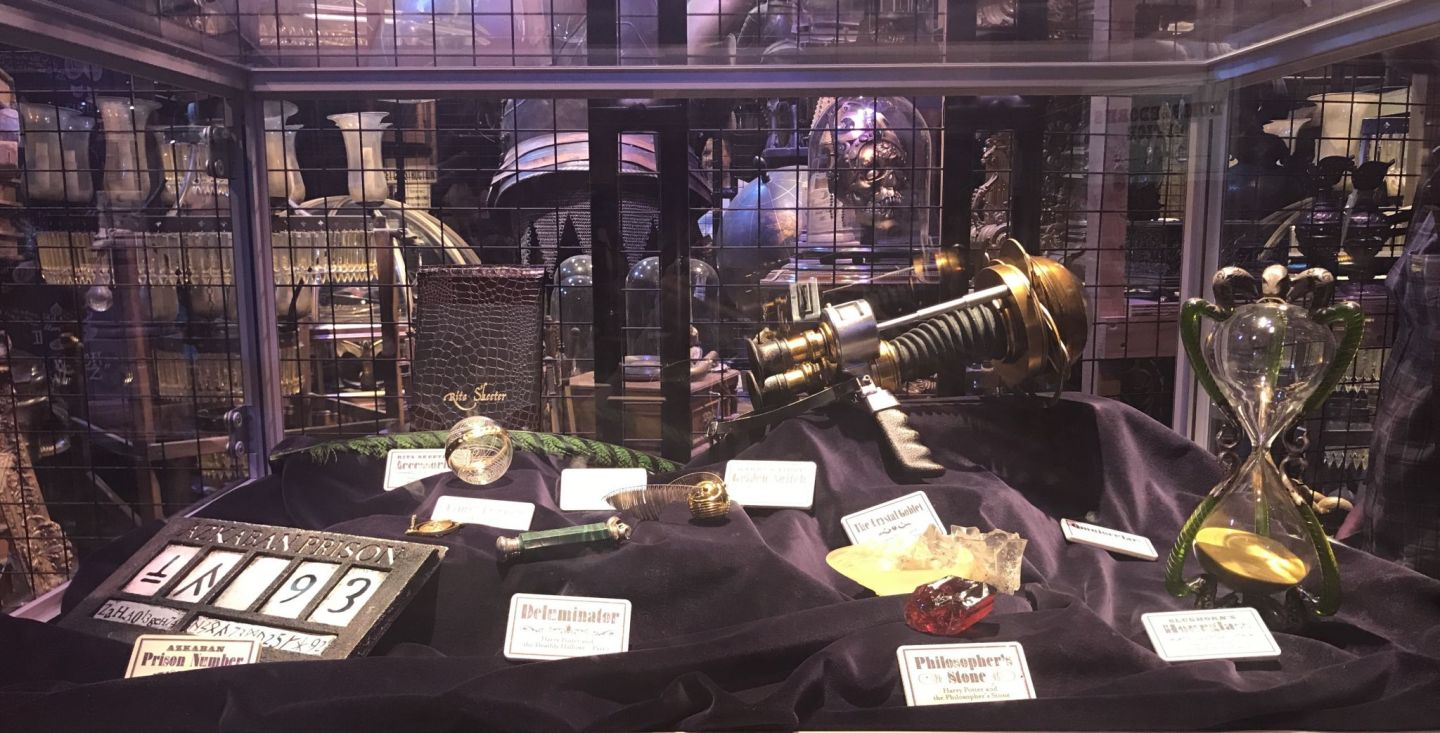 Warner Bros. Studio Tour /// Picture Diary