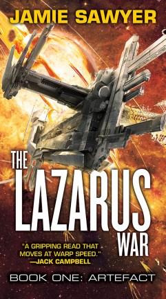 LAZARUS WAR ARTEFACT