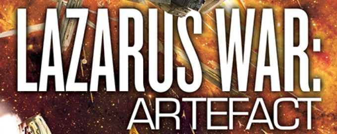 LAZARUS WAR: ARTEFACT banner