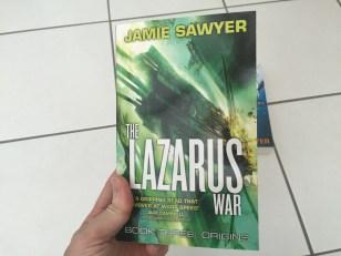 LAZARUS WAR: ORIGINS front