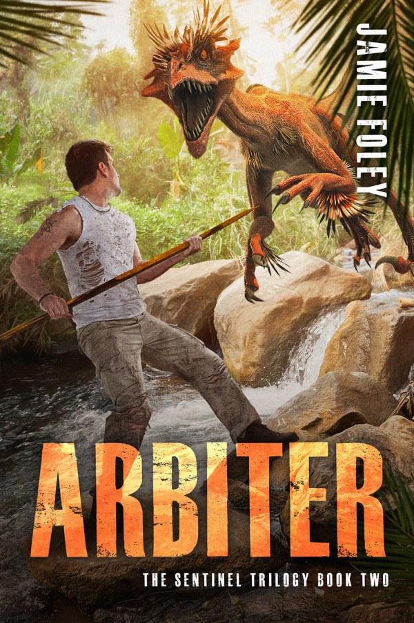 Arbiter: The Sentinel Trilogy Book 2