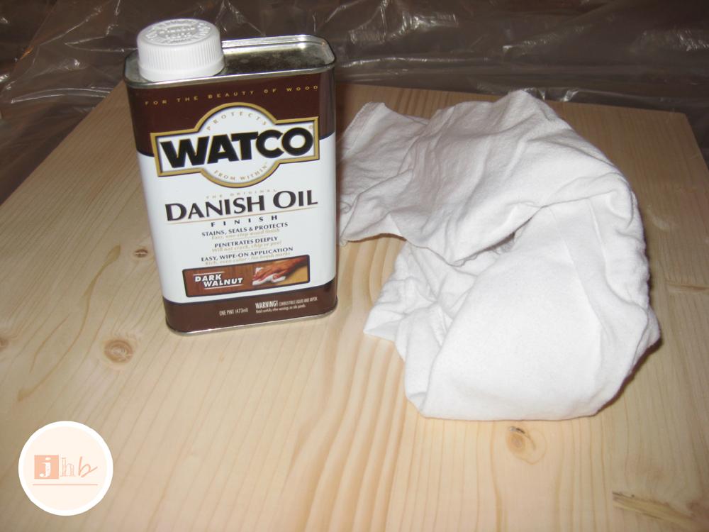 Watco Danish Oil Application Instructions