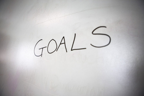 My secret business goal and a few thoughts about goals for the entrepreneur