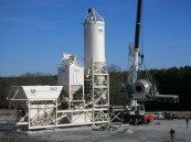 Mobile Plant Erection & Dismantling