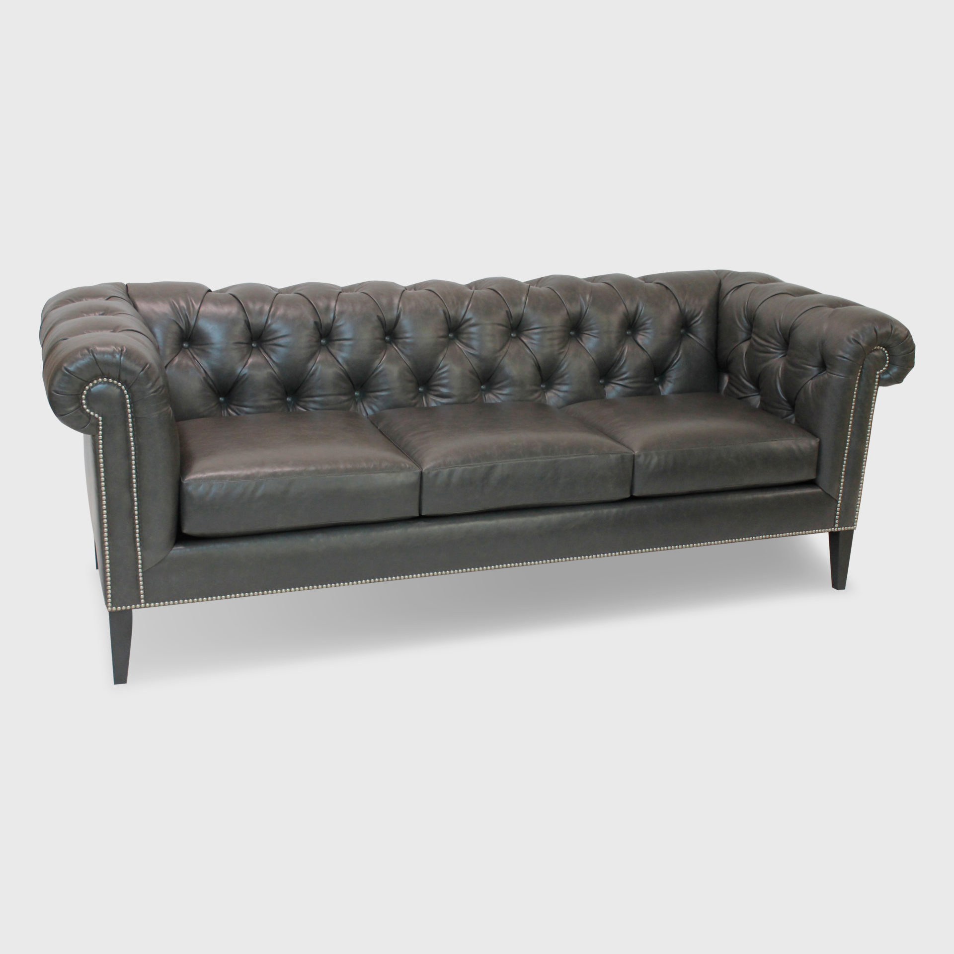 baker leather sofas abbyson living braylen top grain reclining sofa street jamie stern design