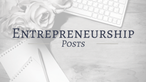 Entrepreneurship Posts