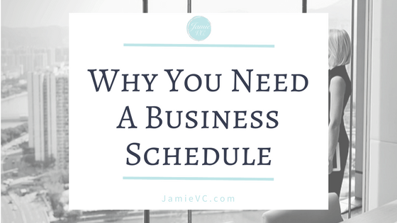 To be productive in your business, you need to create a business work schedule. Learn how to create a schedule that benefits your company while giving you the balance you need.
