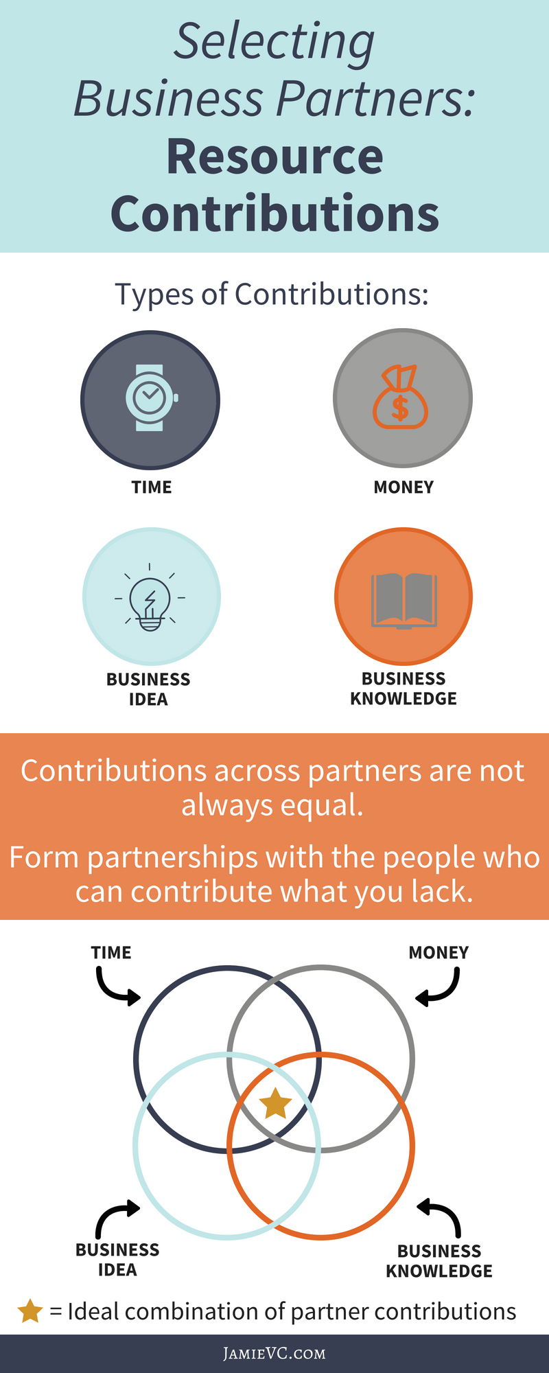 Business Partners - Resource Contributions