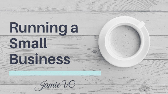 Running a Small Business Blog Posts