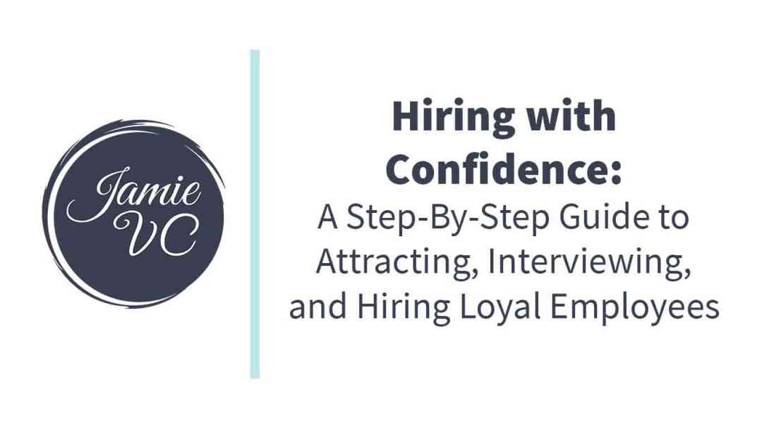 Hiring with Confidence online program