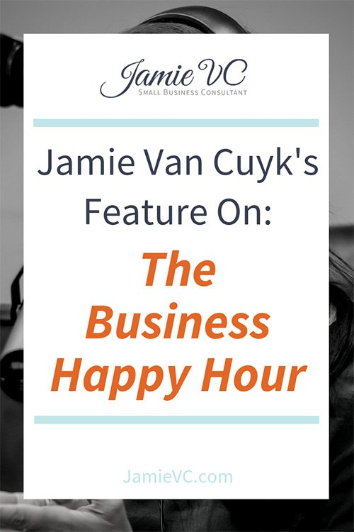 Radio Feature, The Business Happy Hour, Small Business Radio Feature