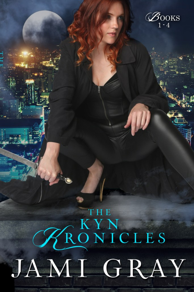 Book Cover: The Kyn Kronicles: Books 1-4