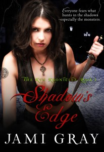 Book Cover: Shadow's Edge