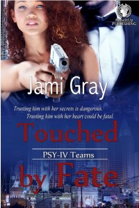 Book Cover: Touched by Fate