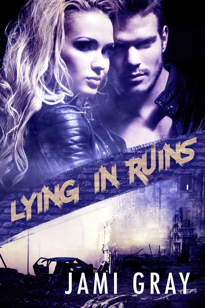 Book Cover: Lying in Ruins