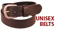 Unisex Belts Featured by Jamin' Leather