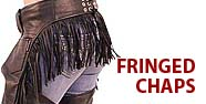 Fringe Chaps Featured by Jamin' Leather