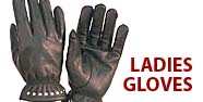 Ladies Gloves Featured by Jamin' Leather