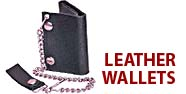 Leather Wallets Featured by Jamin' Leather