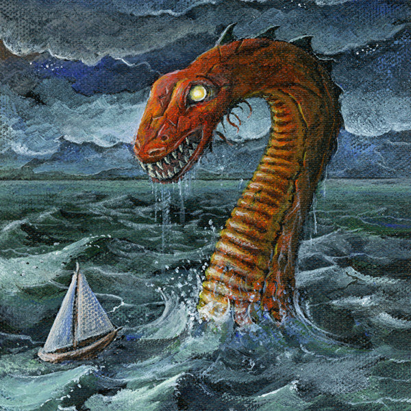 the sea serpent