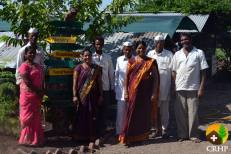 Beginning at the start of 2014 with a research project in 12 villages, CRHP's focus has again turned towards agricultural livelihoods.
