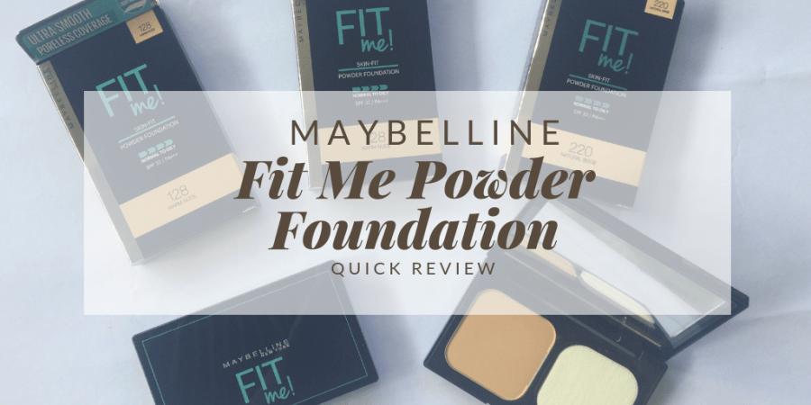 Maybelline Powder Foundation