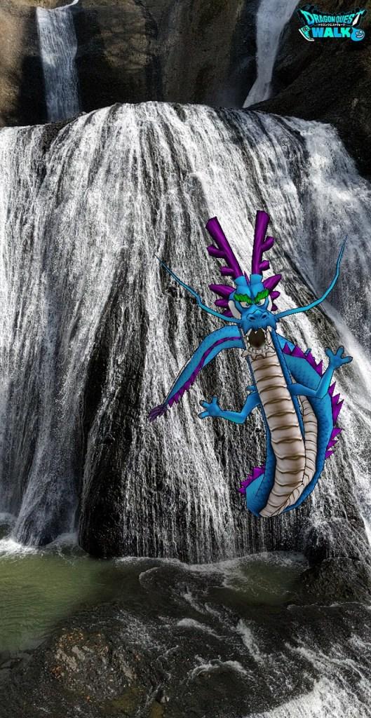 袋田の滝⑫