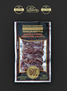 Paleta ibérica de bellota loncheada
