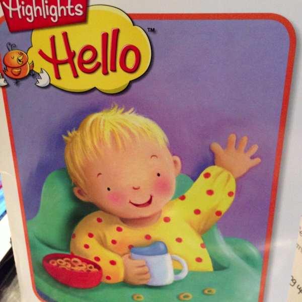 Highlights Magazine Babies Jamonkey