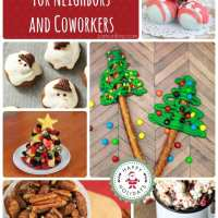 50+ Christmas Treats and Goodies for Your Neighbors or Coworkers