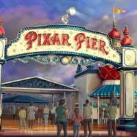 Exclusive Look at Everything Coming to Pixar Pier