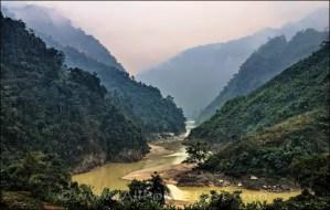 black-river-valley-vietnam Black River valley Vietnam