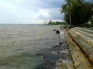Pangkalanbun : Pantai Kubu