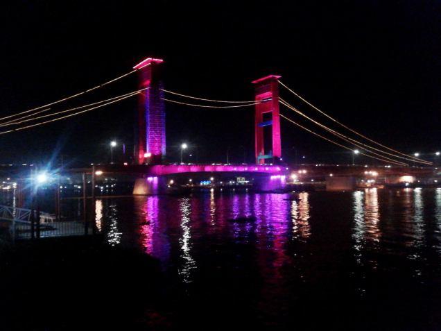jembatan ampera  Jejakjejak yang Terserak