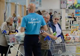 Tesco Management Changes