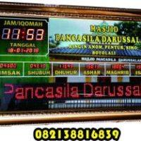 Jadwal Sholat Digital di Kalimantan Barat