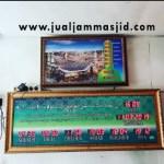 jual jam digital masjid di bogor