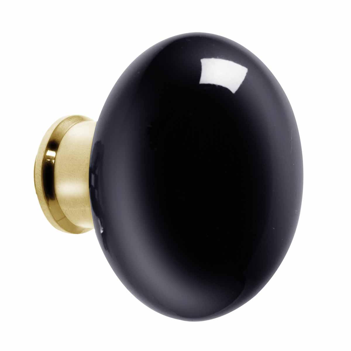 Black door knobs  Door Knobs
